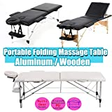 Massage Table Couch Bed Professional Beauty Tattoo Spa Reiki Table Bed Aluminium Lightweight
