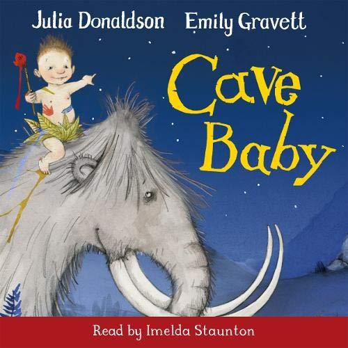 『Cave Baby』のカバーアート