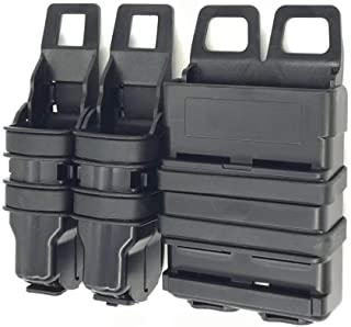 JDSMT ABS Tactical Fast Mag Molle Holster Magazine Pouch Bag