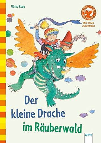 Der kleine Drache im Räuberwald: Der Bücherbär: Wir lesen zusammen