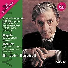 Haydn/ Berlioz: Barbirolli [Sir John Barbirolli, SWF-Sinfonieorchester Baden-Baden] [ICA: ICAC 5105] by Sir John Barbirolli (2013-09-12)