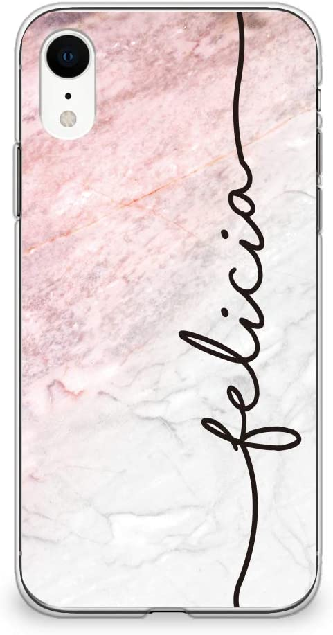 Max 61% OFF CasesByLorraine Compatible In a popularity with iPhone XR Case Marble Per Print