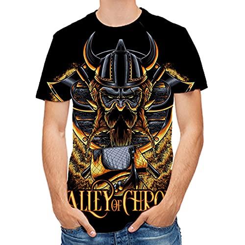 SSBZYES Camisetas De Verano para Hombre Camisetas De Talla Grande para Hombre Camisetas con Estampado De Moda Camisetas De Fondo para Hombre Camisetas Informales para Hombre