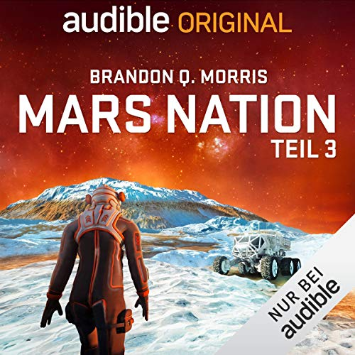 Couverture de Mars Nation 3