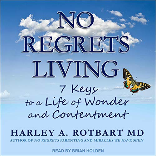 No Regrets Living cover art