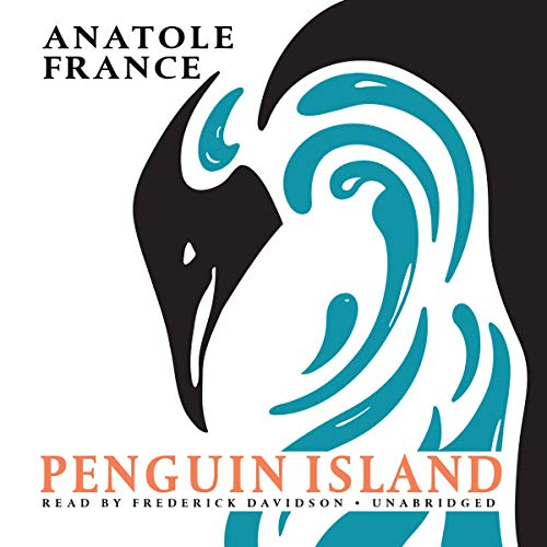 Penguin Island cover art