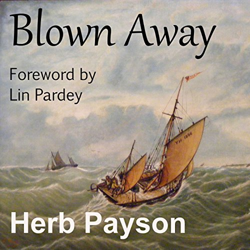 Blown Away audiobook cover art