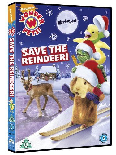 Wonder Pets: Save The Reindeer [DVD]