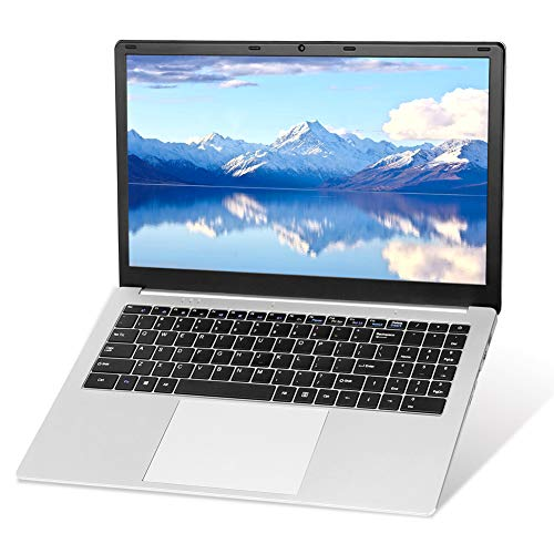 15.6 inch Laptop Notebook Computer PC, Windows 10 Pro OS, Intel J3455 Quad-core CPU, 8GB RAM 128GB SSD, Full HD 1920 x 1080, L1