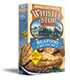 Original WhistleStop Cafe Recipes | Seafood Batter for Baking or Frying Fish | 9-oz | 1 Box