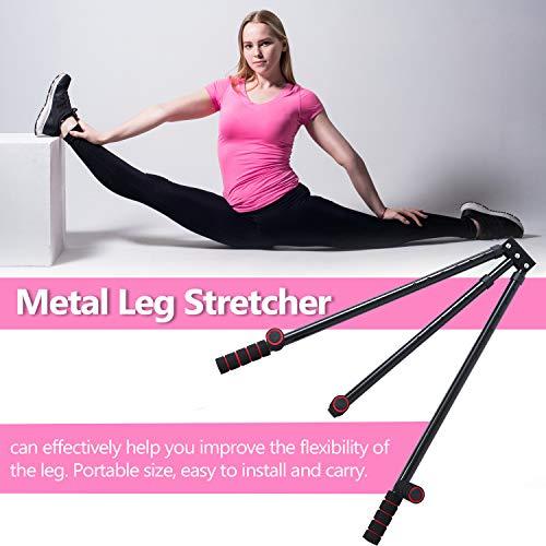 Product Image 7: FIGROL Leg Stretcher Leg Split Stretching Machine Stretching Equipment Flexibility for Ballet, Yoga,Dance, MMA, Taekwondo & Gymnastics(Black)