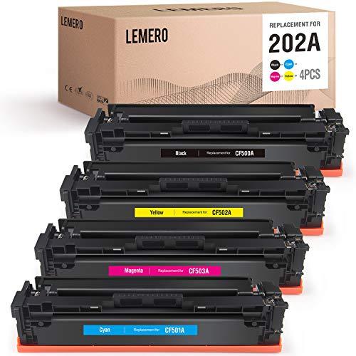 tóner laser jet pro m254nw fabricante Lemero