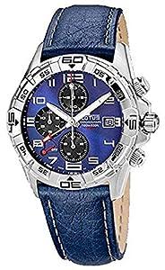 Reloj Lotus cronómetro Hombre Alarma 15300-B