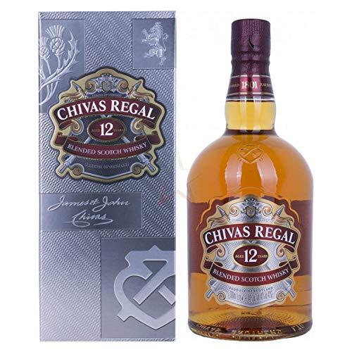 Whisky - Chivas Regal 12 Años 1L