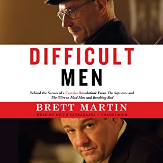 Difficult Men cover art