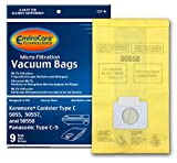 EnviroCare Replacement Micro Filtration Vacuum Cleaner Dust Bags Made to fit Kenmore Canister Type C or Q...