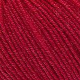 ggh Merino Soft - 011 - Rot - 100% Merinowolle