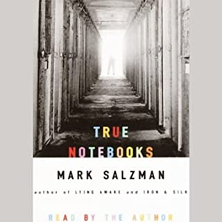 True Notebooks     A Writer's Year at Juvenile Hall              By:                                                                                                                                 Mark Salzman                               Narrated by:                                                                                                                                 Paul Boehmer                      Length: 9 hrs and 51 mins     139 ratings     Overall 4.3