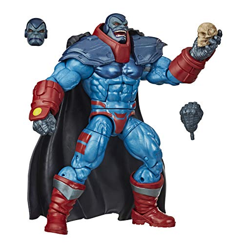 Hasbro Marvel Legends Series 6-inch Collectible Action Figure Marvel?s Apocalypse Toy, Premium Design and 3 Accessories