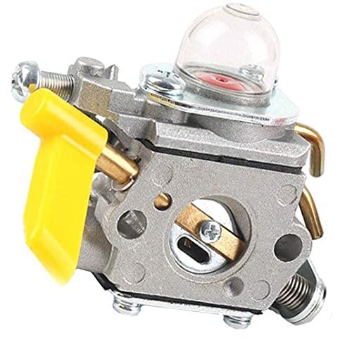 Cortabordes carburador ZAMA C1U-H60 Compatible con Homelite Ryobi 26cc 33cc 308054013 308054008 308054012 308054004 / herramientas industriales