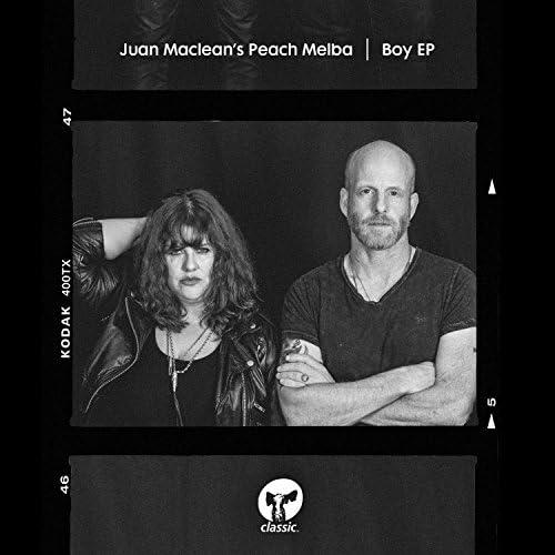Juan Maclean's Peach Melba