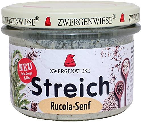 Zwergenwiese Bio Rucola-Senf Streich (2 x 180 gr)