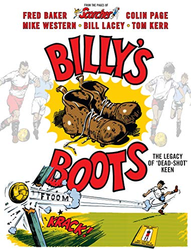 Billy's Boots: The Legacy of Dead-Shot Keen (English Edition)