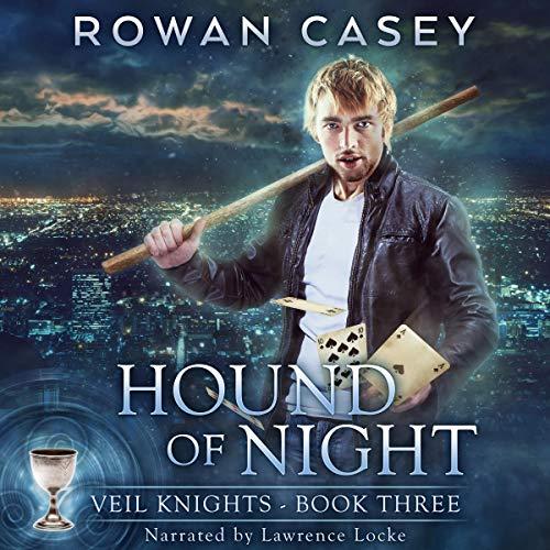 Hound of Night cover art