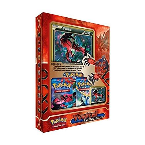 Pokemon TCG: EX Sammelkasten YVELTAL