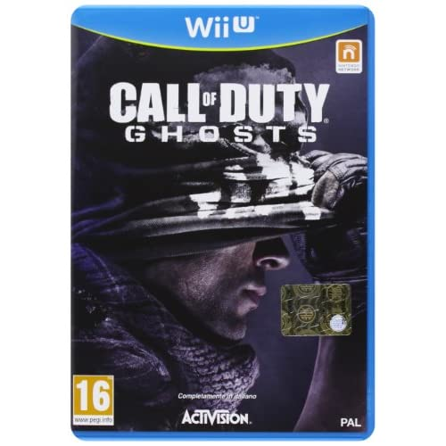 Call of Duty (COD): Ghosts - Nintendo Wii U