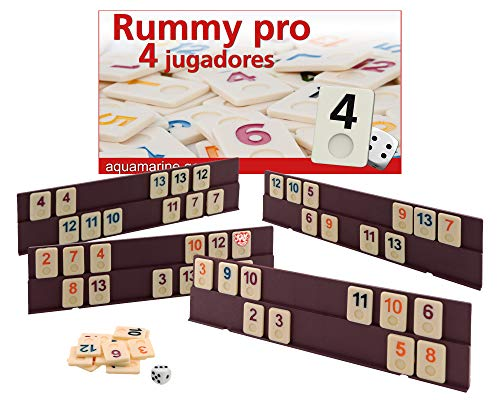 Aquamarine Games - Rummy (Compudid DO005