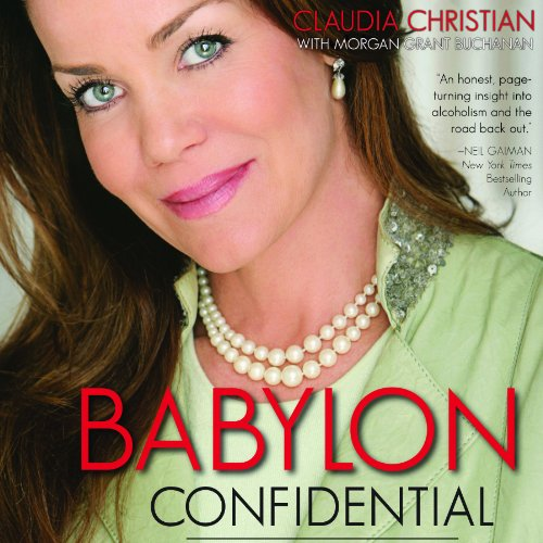 Babylon Confidential audiobook cover art
