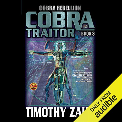 Couverture de Cobra Traitor