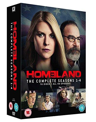 Seasons 1-4 (16 DVDs)