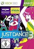 Ubisoft Just Dance 3 - Juego (Xbox 360, Música, E10 + (Everyone 10 +))