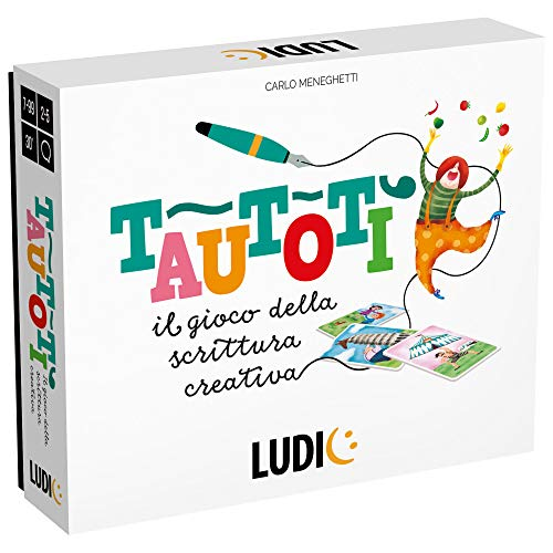 Ludic - Tautotì – Juego de Sociedad para Toda la Familia.