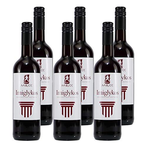 Miros Imiglykos Rotwein (6 x 0,75L)