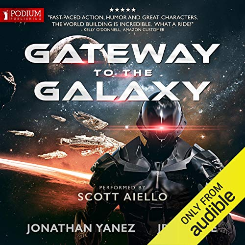 Gateway to the Galaxy  By  cover art