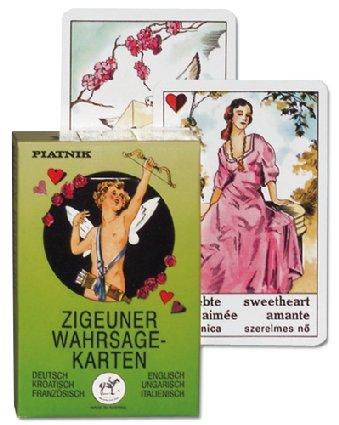 Wahrsage Kartenspiel