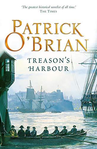 Treason's Harbour (Aubrey/Maturin Series, Book 9) (Aubrey & Maturin series) (English Edition)