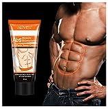 Bearbelly Crema de quemado de grasa, crema anticelulitis, crema de adelgazamiento unisex quemagrasas del Vientre del Músculo Cremas Anti Celulitis aprieta los Músculos (1PCS)