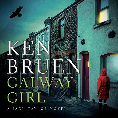 Galway Girl audiobook cover art