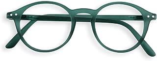 IZIPIZI LetmeSee #D Green Crystal Reading Glasses