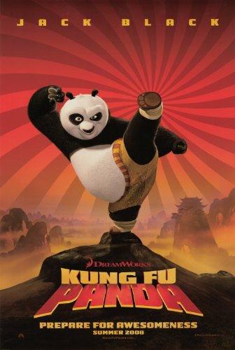 Kung Fu Panda Poster Movie 11x17 MasterPoster Print, 11x17
