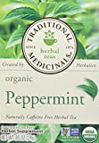 Organic Peppermint Tea - 16 Bags