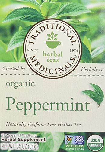 Organic Peppermint Tea - 16 Bags