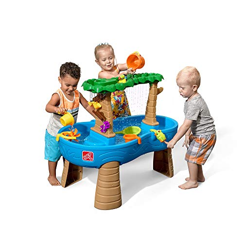 Step2 Tropical Rainforest Water Table | Colorful Kids Water Play...