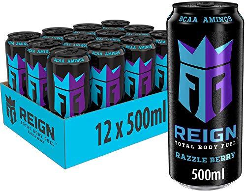 Reign Razzle Berry, 12er Pack (12 x 500 ml)