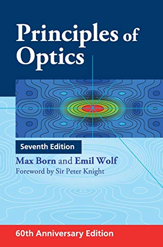 Principles of Optics: 60th Anniversary Edition