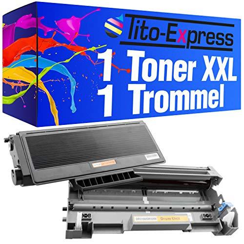 Tito-Express PlatinumSerie 1 Toner & 1 Trommel kompatibel mit Brother TN-3280 & DR-3200   Geeignet für DCP-8070D DCP-8080DN DCP-8085DN DCP-8880DN DCP-8890DW   Toner 8.000